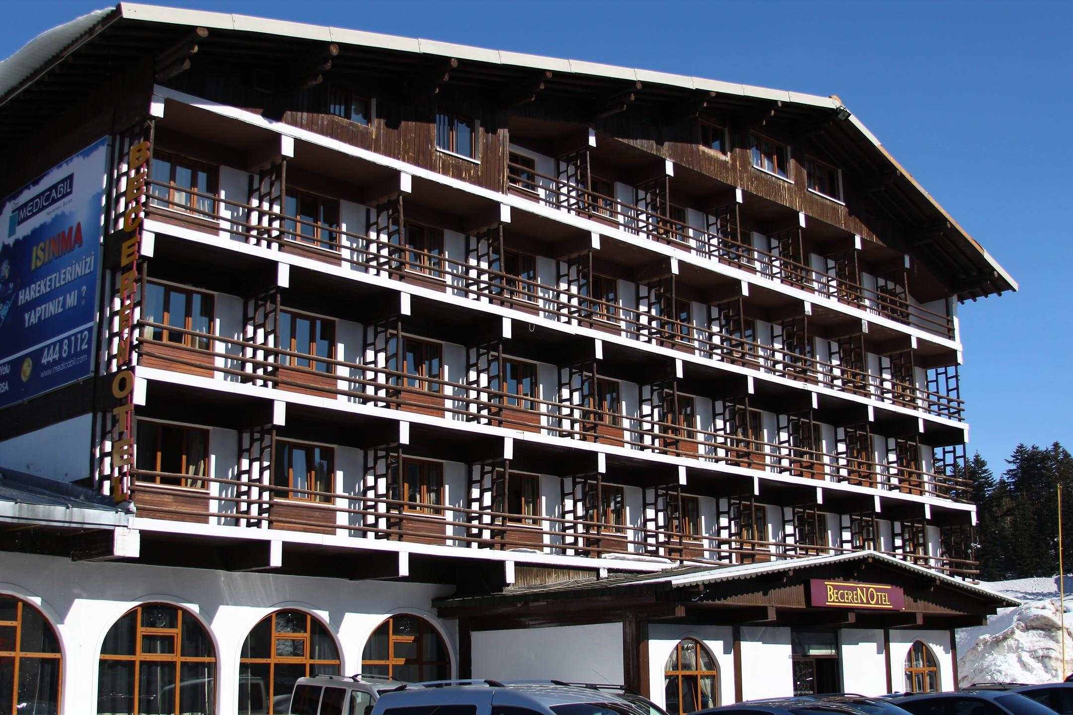 Beceren Hotel Uludağ203138