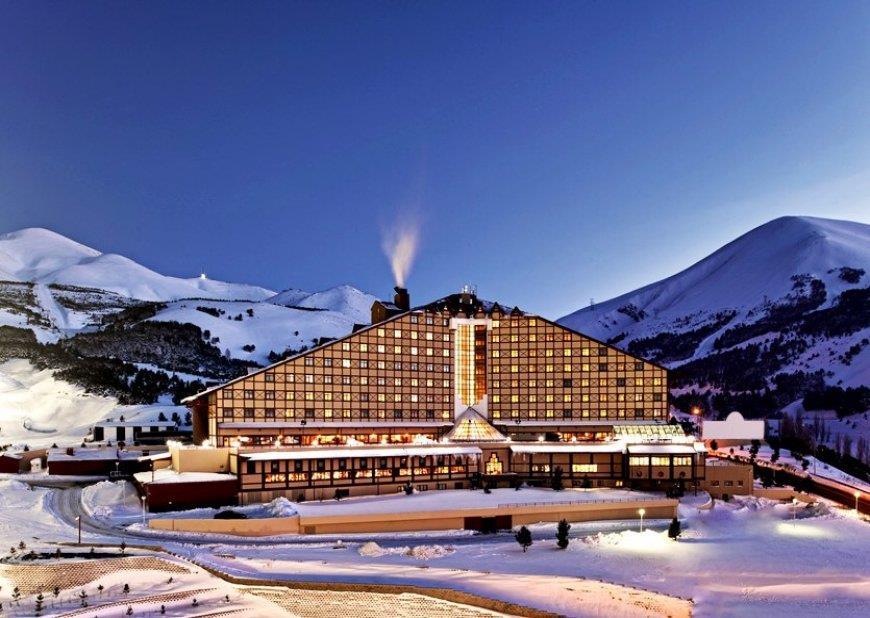 Polat Erzurum Resort Hotel203349