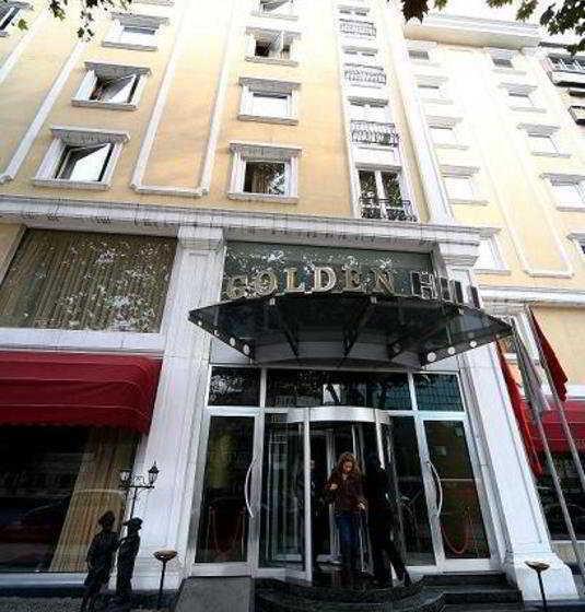 Golden Hill Hotel247873