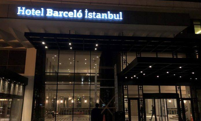 Barcelo Istanbul Hotel267286