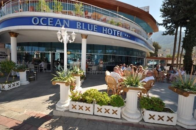 Ocean Blue High Class211879