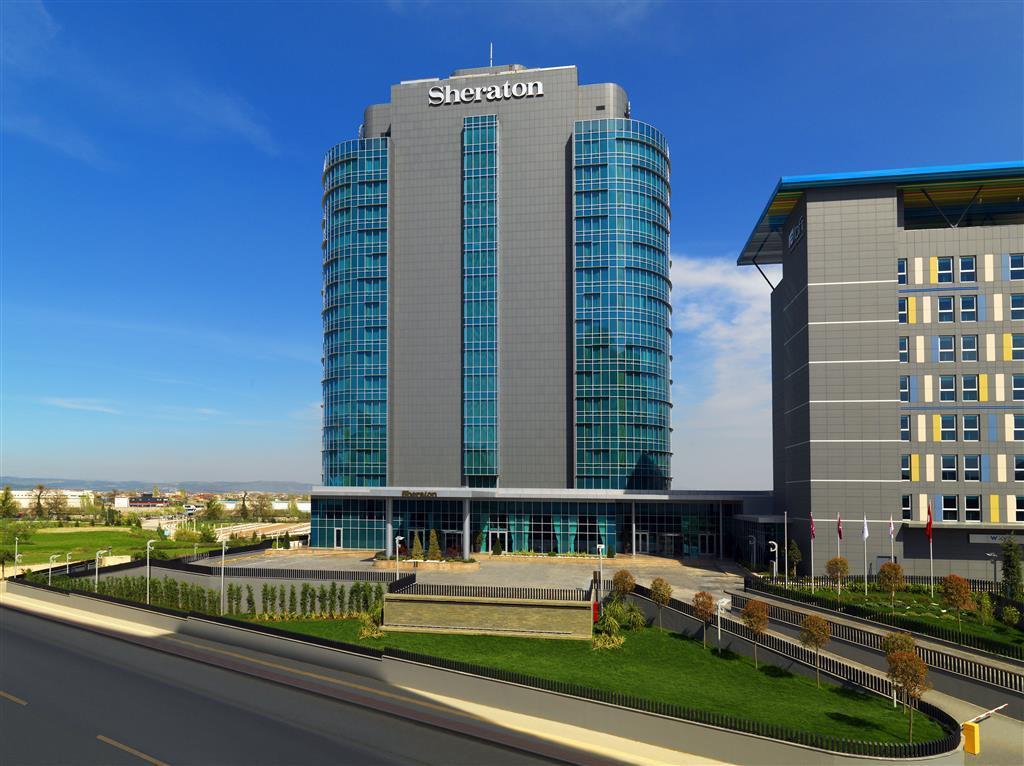 Sheraton Bursa Hotel Turu