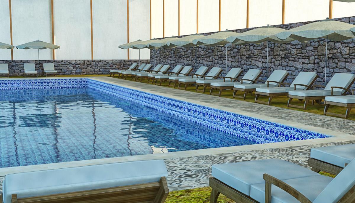 The Qasr Bodrum Halal Resort208453