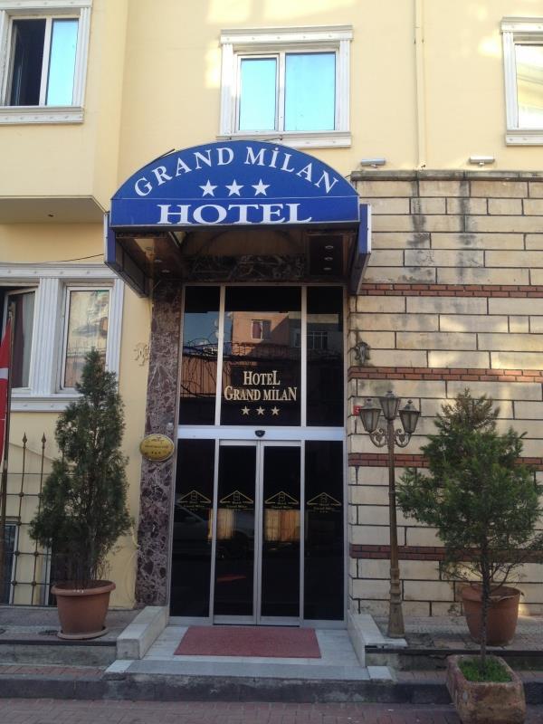 Hotel Grand Milan244634
