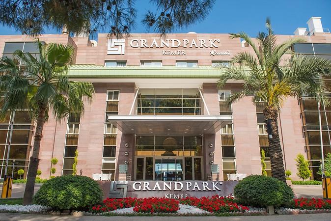 Grand Park Kemer211307