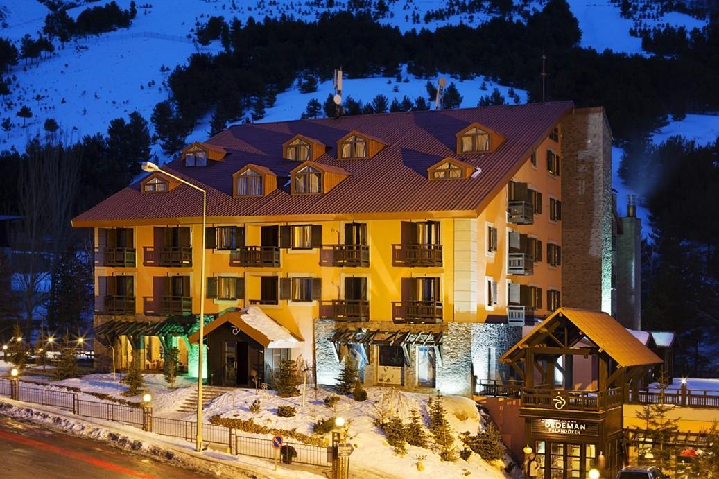 Dedeman Ski Lodge Palandöken203320