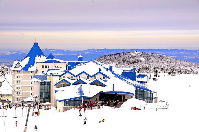 Bof HotelsUludağ Ski & Conv Resort202871