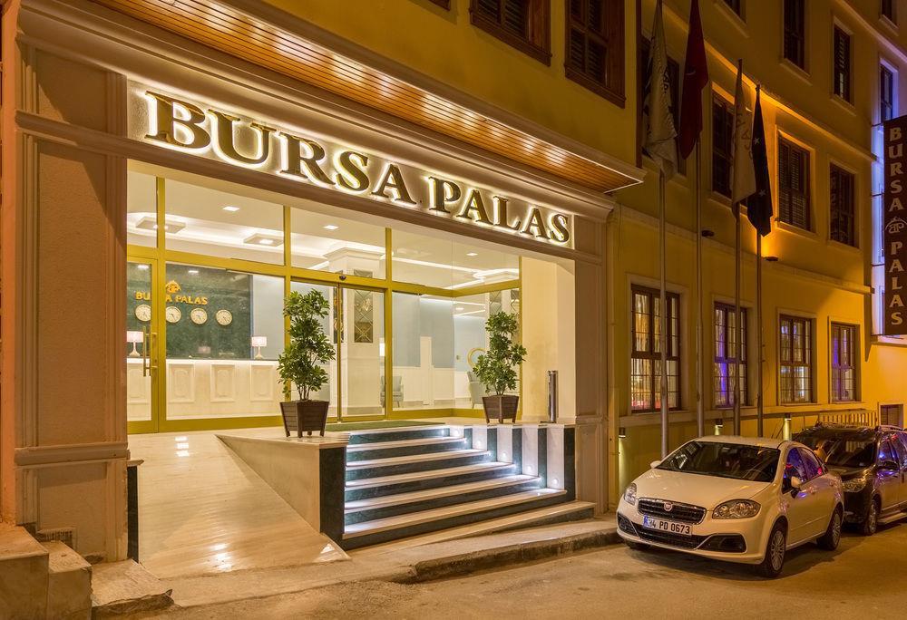 Bursa Palas .Hotel Turu