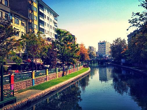 Eskişehir - Söğüt Turu / Sazova & Odunpazarı & Porsuk Çayı