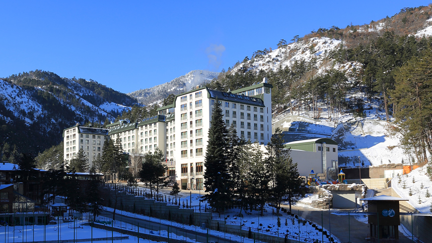 Çam Thermal Otel Resort Spa