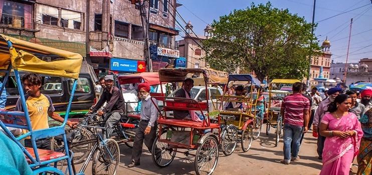 Altın Üçgen: Kuzey Hindistan
