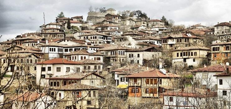 Safranbolu, Amasra, Yenice Ormanları, Şeker Kanyonu, Devrek