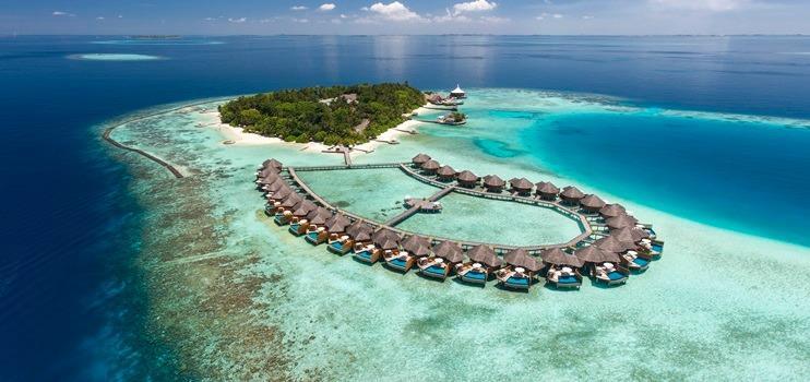 Maldivler Sömestre 2019 Sun Island