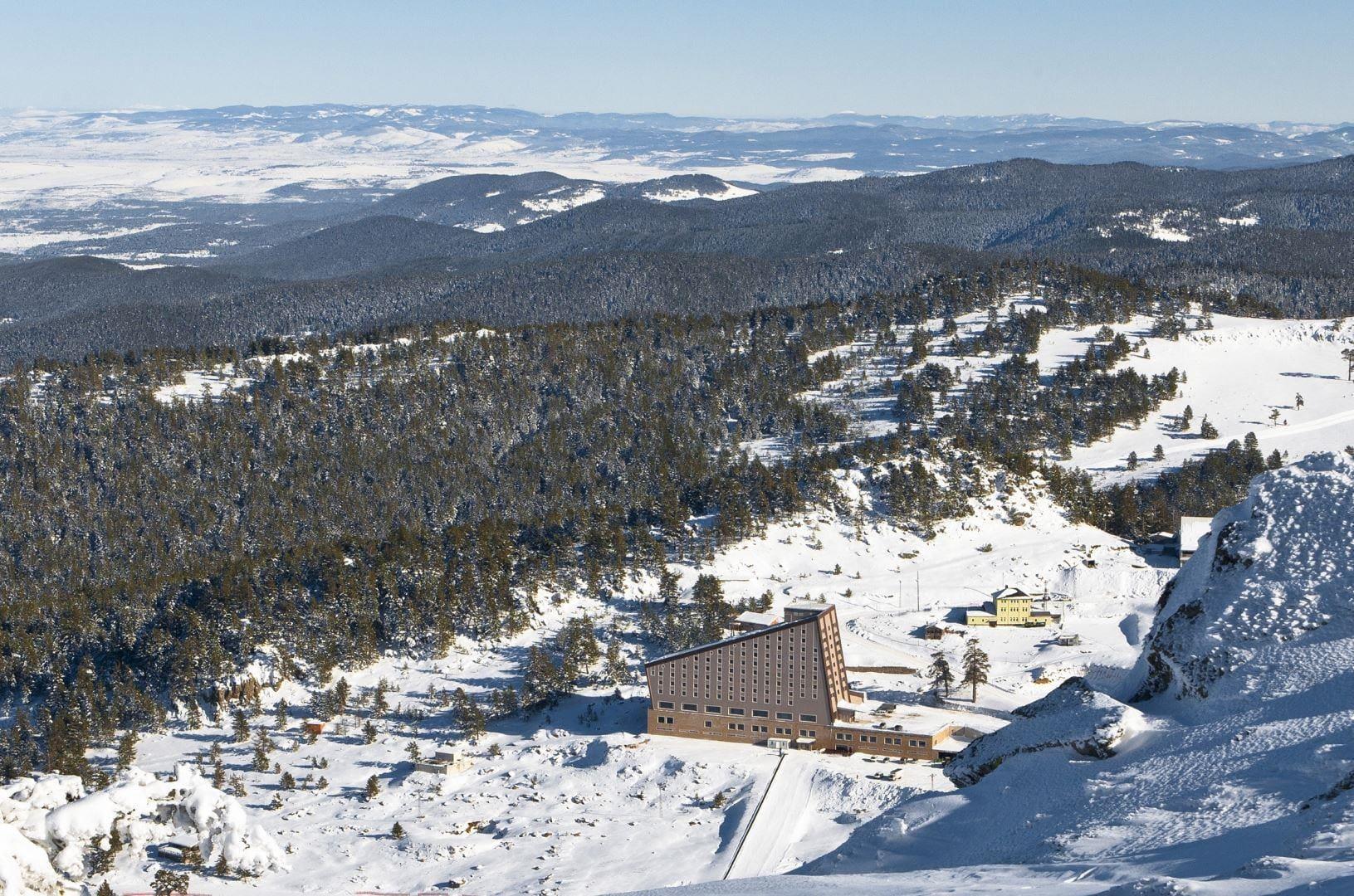 Kaya Palazzo Ski & Mountain Resort Hotel