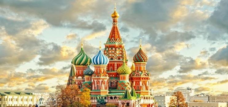 Moskova - St Petersburg