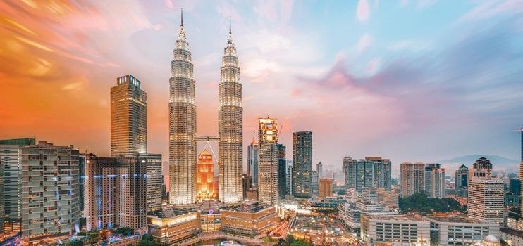 Singapur, Kuala Lumpur, Saigon ve Hong Kong
