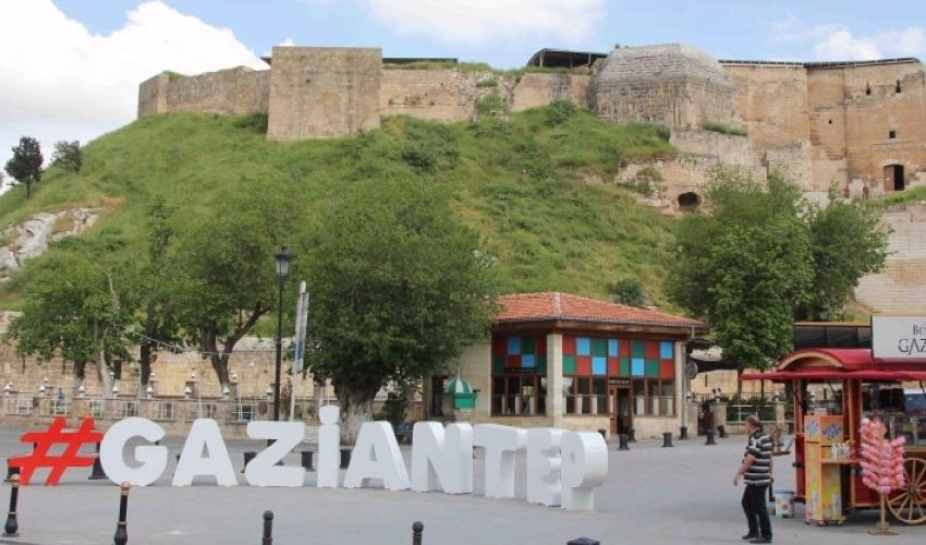 Mozaikleri ve Yöresel Tatları ile Gaziantep