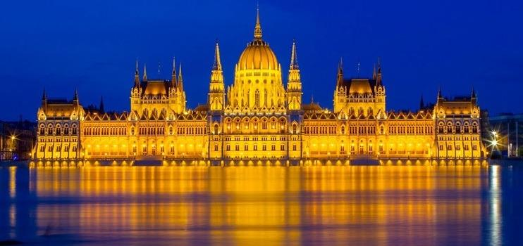 Yılbaşında Budapeşte