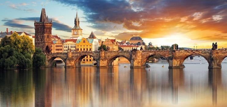 Viyana Budapeşte Prag