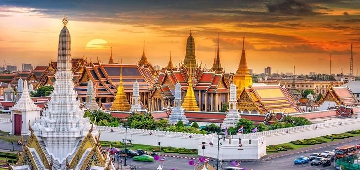 Bangkok (2) & Pattaya (3)