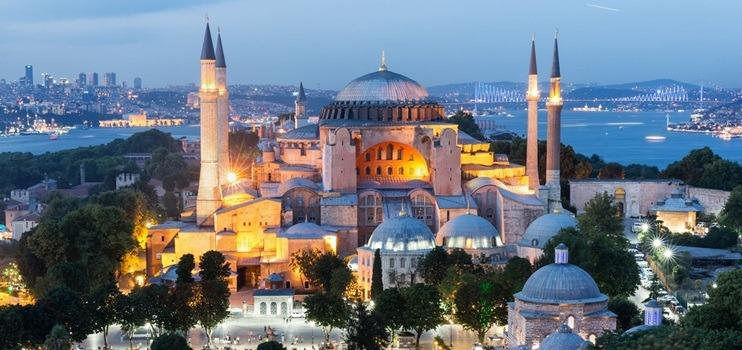 Ayasofya ve Sultanahmet