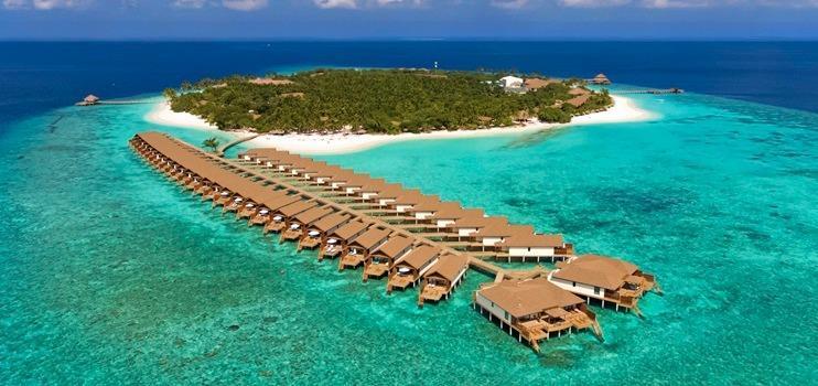 Maldivler Reethi Faru Resort