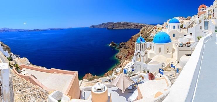 Yunan Adaları ve Atina (Vizesiz)