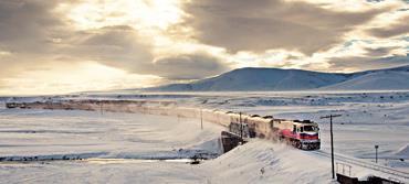 Doğu Ekspresi'yle Yılbaşında Kars