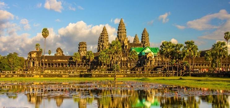 Vietnam&Kamboçya