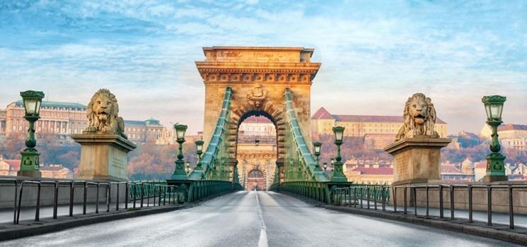 Budapeşte&Viyana&Prag
