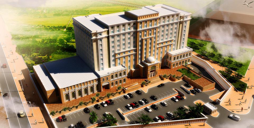 Baghdad Rotana Hotel203933