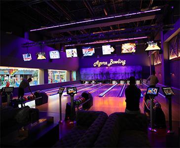 Temapark Agorix Bowling
