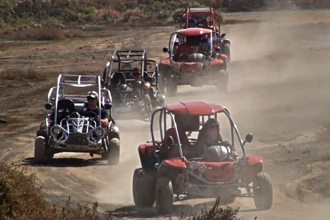 Quad & Buggy Safari Tour