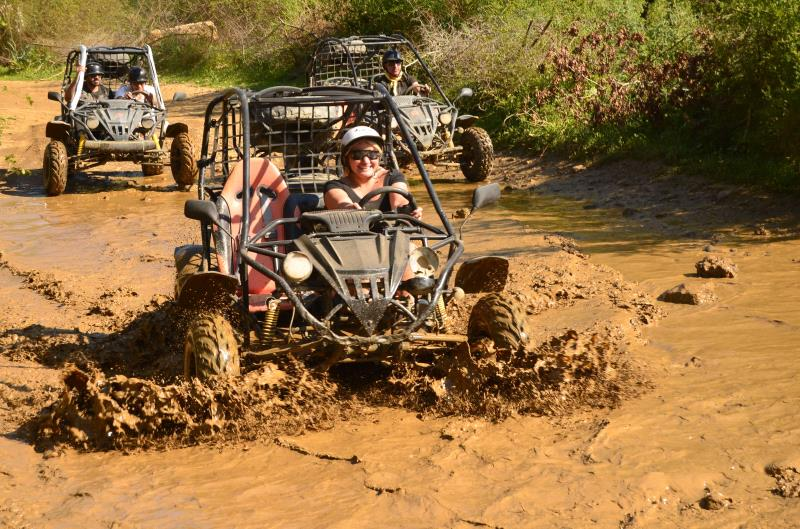Quad & Buggy Safari Turu