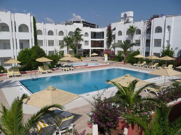 Mersin Barbarossa Club Hotel