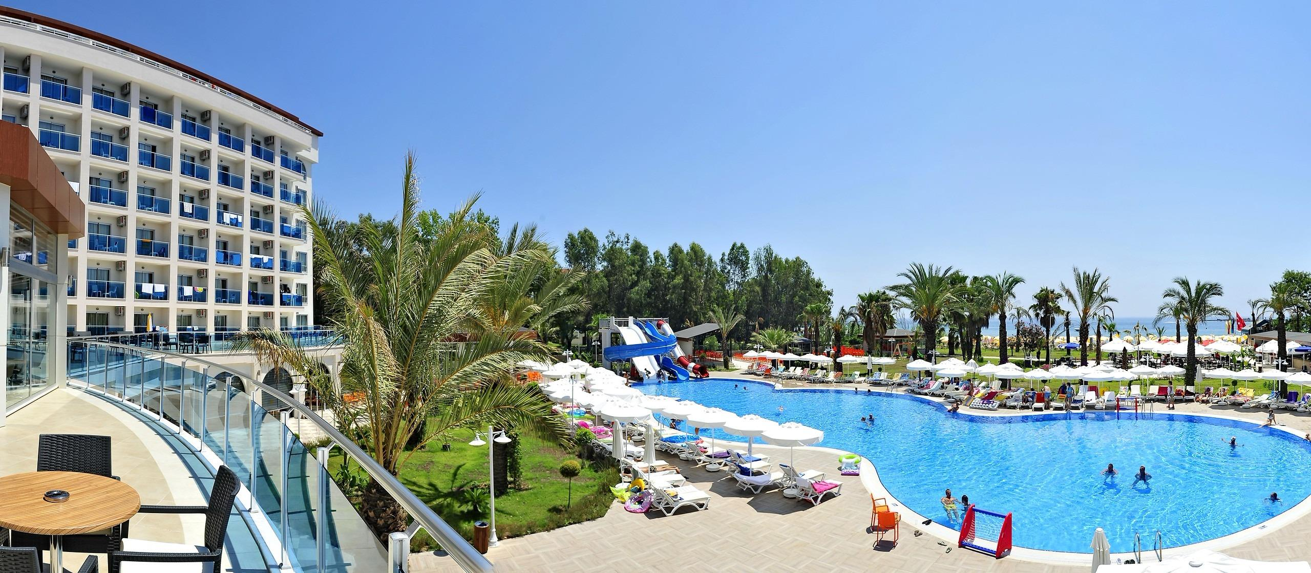 Anna Bella Diamond Hotel & Spa 5* Alanya Tour