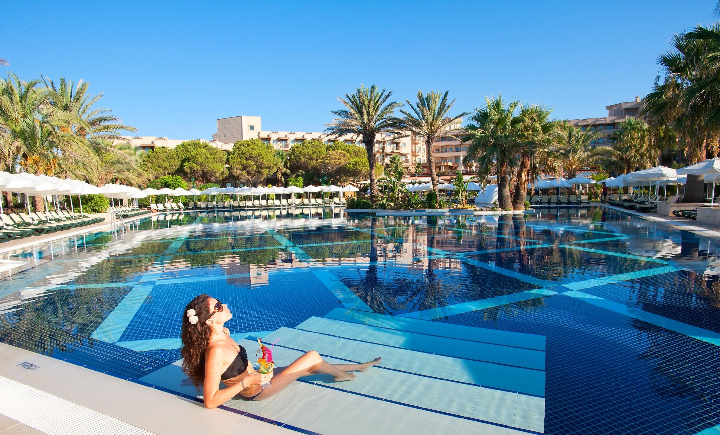 Crystal Paraiso Verde Resort & Spa 5* Belek Tour