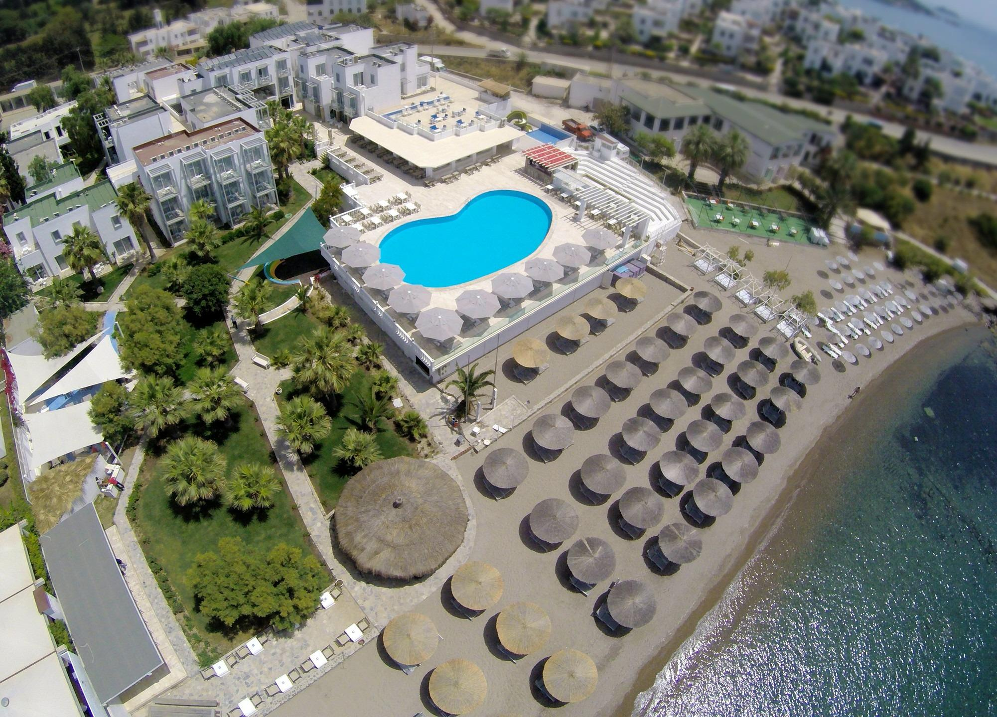 Bodrum Charm Beach Resort 4* Turgutreis Tour