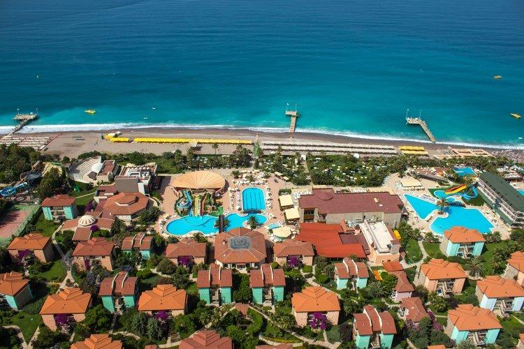 Gypsophila Holiday Village 5* Alanya Tour