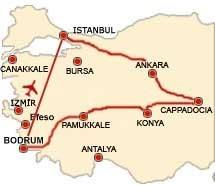 Tour della Turchia + Soggiorna Mare Bodrum  Tour
