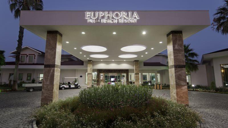 Euphoria Palm Beach Resort 5* Manavgat Tour
