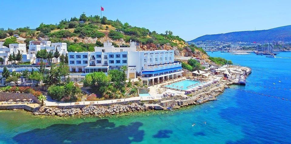 Hotel Mavi 4* Bodrum Tour