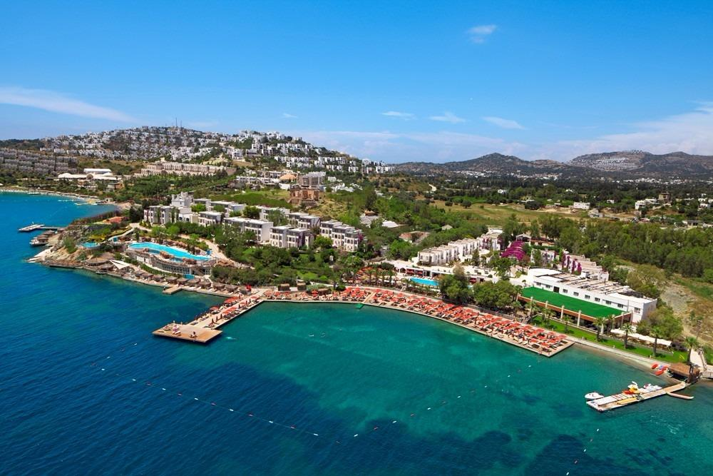 Kadikale Resort 5* Turgutreis Tour