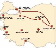 Tour della Turchia (Inverno) Tour
