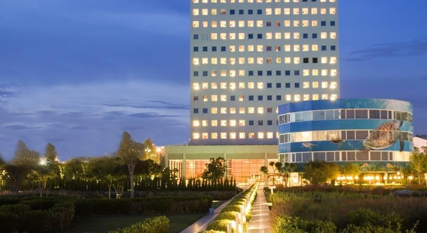 Hotel The Marmara 5* Antalya Tour