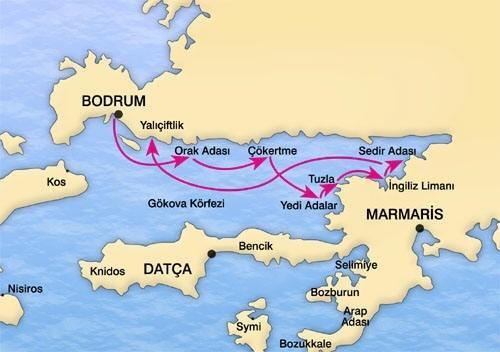 Istanbul + Crociera in Caicco Bodrum Gokova Tour