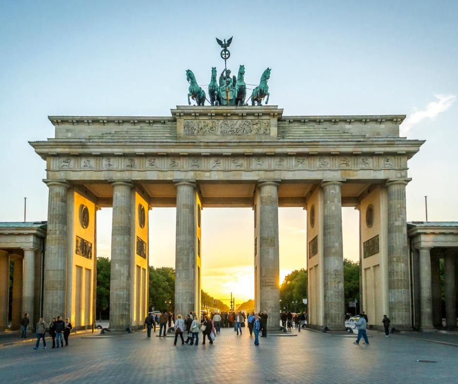 Germany Berlin Brandenburg Gate