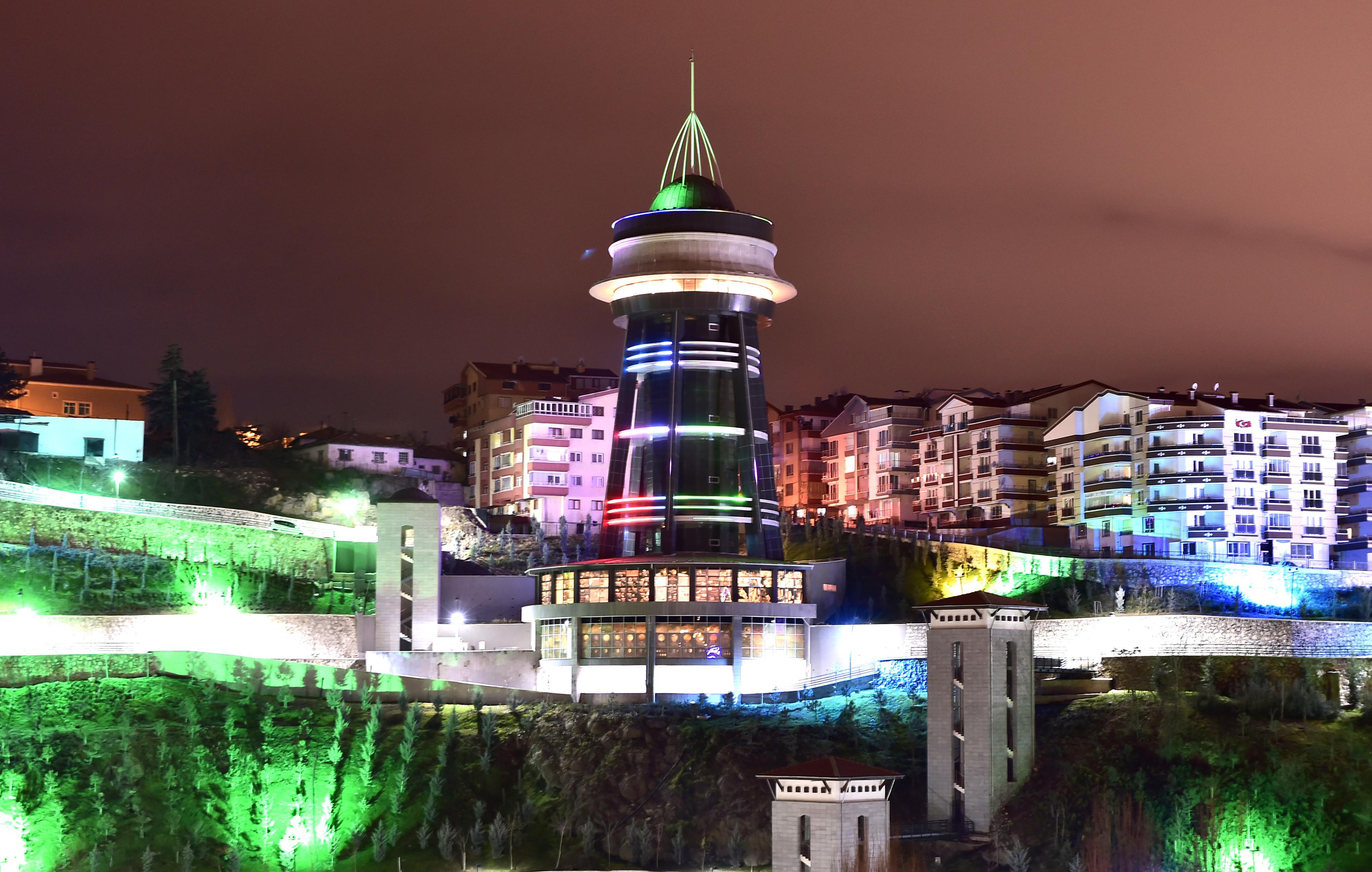 Ali Kuşcu Gökbilim Merkezi Turu