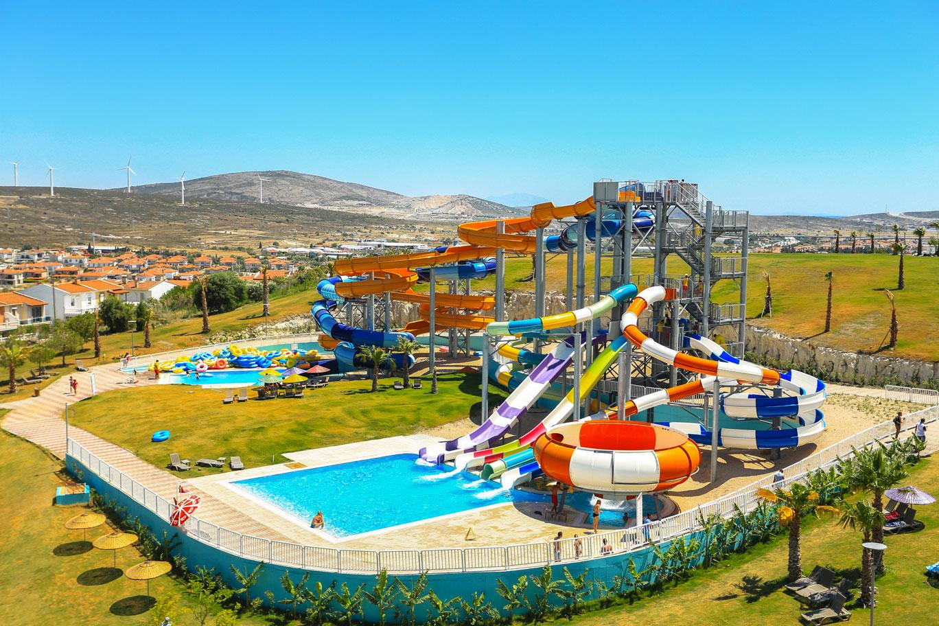 Oasis Aquapark Çeşme Turu