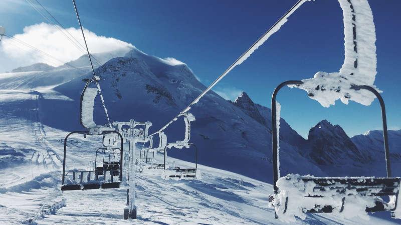 Elmadağ Kayak Merkezi Turu